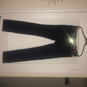 Lululemon Bootcut Athletic Pants Sz 12